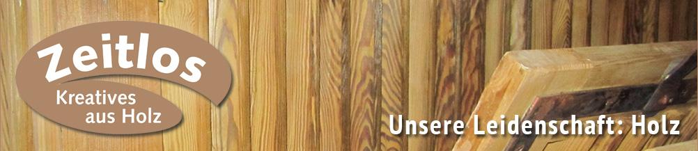 Zeitlos   Kreatives Aus Holz